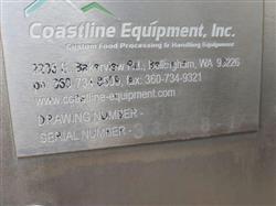 Image COASTLINE EQUIPMENT Belt Conveyor - 28in X 5ft-2in 1457360