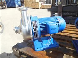 Image 4 HP HILGE Hygia Bloc 11/30A Centrifugal Pump 1457373