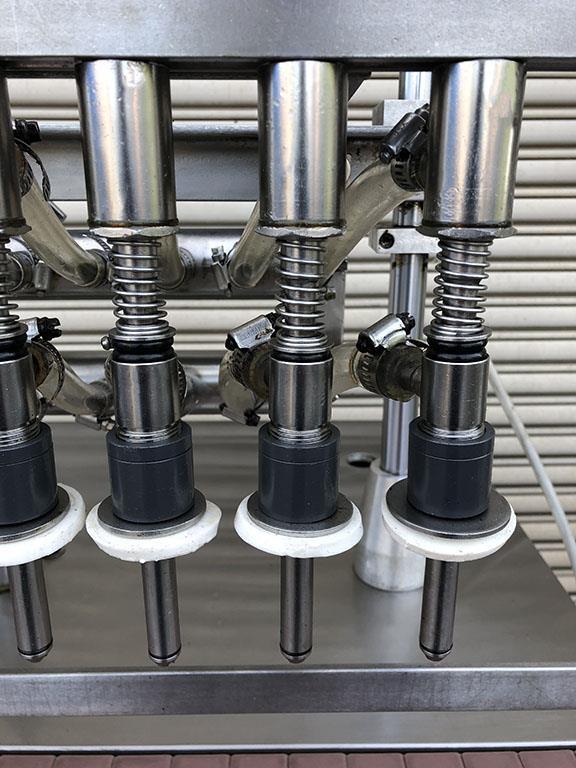 Image 12 Head FEC Automatic Inline Bottle Filler - Stainless Steel 1457496