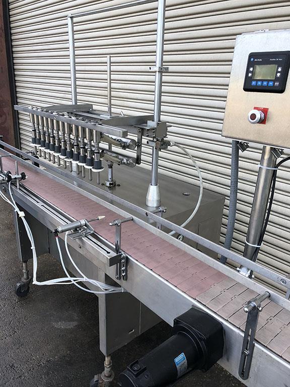 Image 12 Head FEC Automatic Inline Bottle Filler - Stainless Steel 1457497