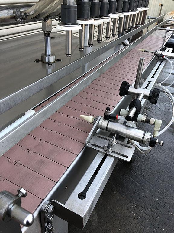 Image 12 Head FEC Automatic Inline Bottle Filler - Stainless Steel 1457500
