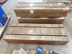 Image GIDDINGS & LEWIS Steel Clamping Block 1457690