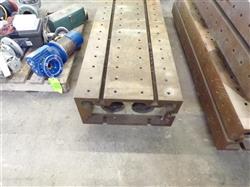 Image GIDDINGS & LEWIS Steel Clamping Block 1457691