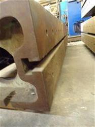 Image GIDDINGS & LEWIS Steel Clamping Block 1457694
