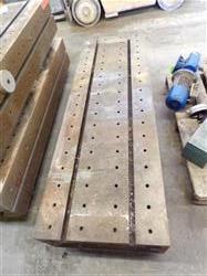 Image GIDDINGS & LEWIS Steel Clamping Block 1457696