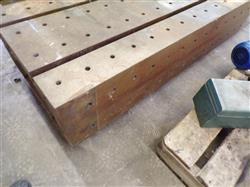Image GIDDINGS & LEWIS Steel Clamping Block 1457697
