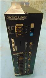 Image GIDDINGS & LEWIS Indexing Servo Drive Automation Control 1457744