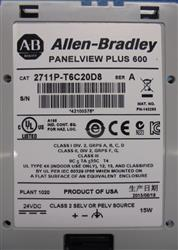 Image ALLEN BRADLEY Panelview Plus 6 Touch Screen Display 1457713