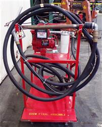 Image FILL-RITE High Flow Fuel Transfer Pump with Meter 1457717