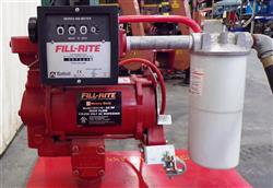Image FILL-RITE High Flow Fuel Transfer Pump with Meter 1457720