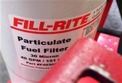 Image FILL-RITE High Flow Fuel Transfer Pump with Meter 1457721