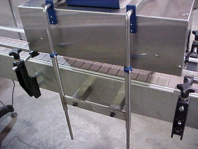 Image A1 Neck Band Shrink Tunnel - Stainless Steel, Never Used 1457752