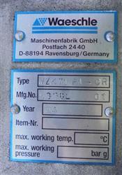 Image WAESCHLE 2-Way Diverter Valve 1457765
