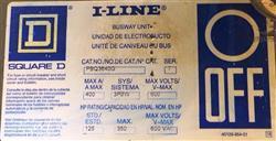 Image SQUARE D I-Line Busway Unit 1457879