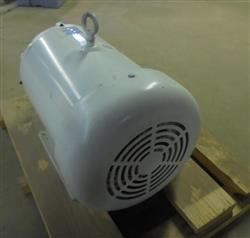 Image 20 HP BALDOR AC Industrial Motor 1457912