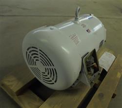 Image 20 HP BALDOR AC Industrial Motor 1457913