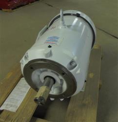 Image 20 HP BALDOR AC Industrial Motor 1457914