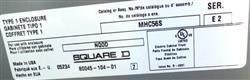 Image SQUARE D Panel Board Main Breaker - Series E2 1457965