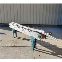 Image BUNTING MAGNETICS CO. Slider Bed Belt Conveyor - Parts, 6in W X 8ft L  1458270
