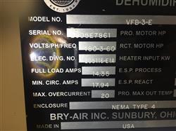 Image BRI-AIR Dehumidifier 1556474