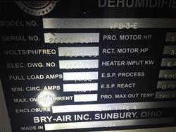 Image BRI-AIR Dehumidifier 1556475