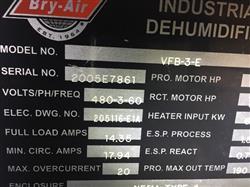Image BRI-AIR Dehumidifier 1556477