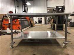 Image Stainless Steel Table 1458789