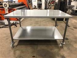 Image Stainless Steel Table 1458790
