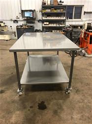 Image Stainless Steel Table 1458791