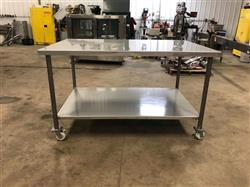 Image Stainless Steel Table 1458792