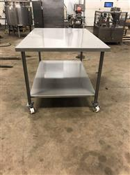 Image Stainless Steel Table 1458793