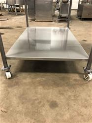 Image Stainless Steel Table 1458795