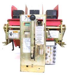 Image SIEMENS-ALLIS Low Voltage AC Power Circuit Breaker 1459030