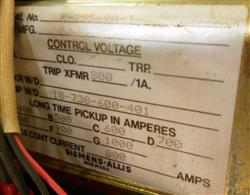 Image SIEMENS-ALLIS Low Voltage AC Power Circuit Breaker 1459035