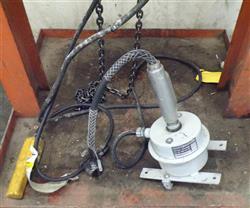 Image .5 Ton BUDGIT Electric Chain Hoist 1459083