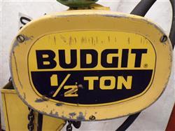 Image .5 Ton BUDGIT Electric Chain Hoist 1459085