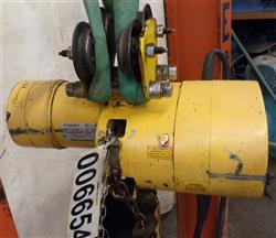 Image .5 Ton BUDGIT Electric Chain Hoist 1459086