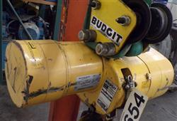 Image .5 Ton BUDGIT Electric Chain Hoist 1459088