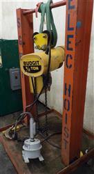 Image .5 Ton BUDGIT Electric Chain Hoist 1459089