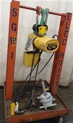 Image .5 Ton BUDGIT Electric Chain Hoist 1459090