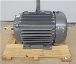Image 7.5 HP BALDOR ELECTRIC Industrial Motor 1459156