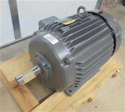Image 7.5 HP BALDOR ELECTRIC Industrial Motor 1459159