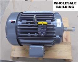 Image 7.5 HP BALDOR ELECTRIC Industrial Motor 1459160