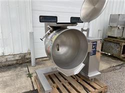 Image 40 Gallon GROEN Jacketed Tilting Kettle 1459281