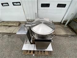 Image 40 Gallon GROEN Jacketed Tilting Kettle 1459269