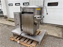 Image 40 Gallon GROEN Jacketed Tilting Kettle 1459271