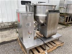 Image 40 Gallon GROEN Jacketed Tilting Kettle 1459272