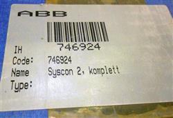 Image ABB Syscon 2 Circuit Board 1459410