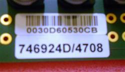 Image ABB Syscon 2 Circuit Board 1459412