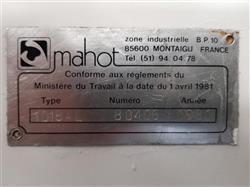 Image MAHOT MB1018 Fork Mixer 1459531